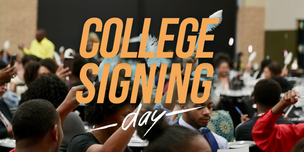 It's Almost Time for College Signing Day!