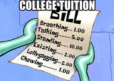 College Cost Reduction