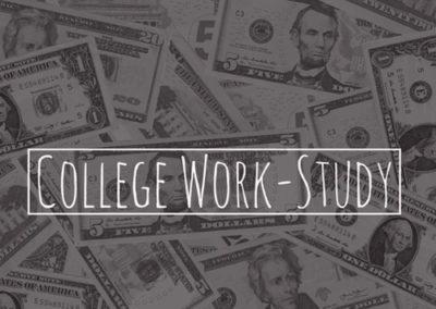 College Work-Study