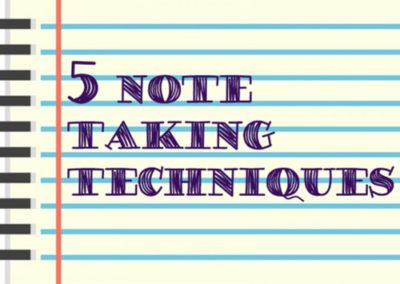 Note-Taking Starter Kit