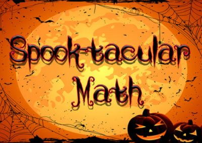 Spook-tacular Math