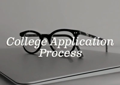 Do's and Dont's of the College Application Process